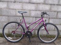 ladies bike phantom 26 ''