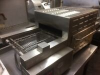 Conveyor Pizza Oven 31 cm(12.4 Inch) Wide Belt Made By MIRROR ,Genuine Bargain 3 Phase Electric £700