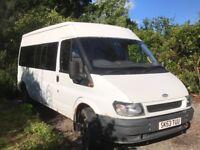 Ford Transit LWB Campervan 2.4L Diesel