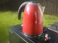 KETTLE - !! WILL DELIVER FREE OF CHARGE IN LOCAL AREA !!