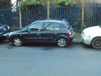 2004 5 door clio breaking