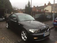 2009 BMW 1 Series 2.0 120d Sport 2dr *** ZERO FORMER KEEPER FROM NEW *** 2 KEYS *** FULL SERVICE **