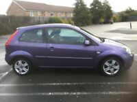 Ford, FIESTA,ZETEC CLIMATE Hatchback, 2007, Manual, 1388 (cc), 3 doors