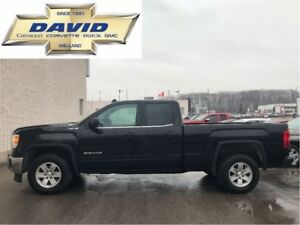 2014 GMC Sierra 1500 SLE DCAB 4WD 6.5FT BOX/ REMOTE START/ HEATE