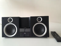 iPod/iPhone Audio Stereo sound system