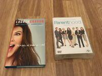 Parenthood Seasons 4-6 and Lauren Graham latest book