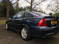 Vauxhall Vectra LS DTI + Diesel + 12 Months test + 2 keys + alloys + main dealer stamps