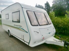Elddis compass magnum 402/2 berth 2006 touring caravan with power mover In immaculate condition