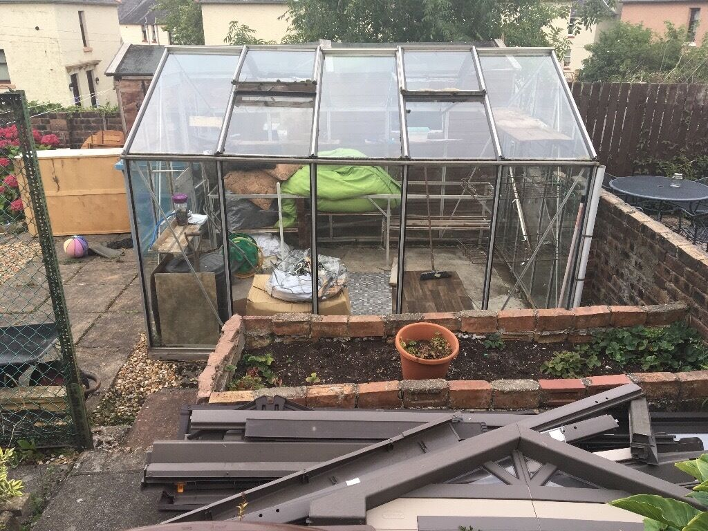 Greenhouse 10x8ft Baco Professional In Musselburgh East