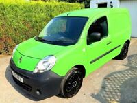 ** 1 OWNER** 2012 RENAULT KANGOO ML19 DCI 75 GREEN 1.5 DIESEL MANUAL VAN 12 MONTHS MOT