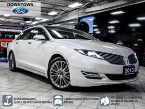 2013 Lincoln MKZ Hybrid, Reserve, Navigation, Panoramic Roof