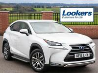 Lexus NX 300H LUXURY (white) 2016-07-14