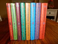A Series of Unfortunate Events by Lemony Snicket Set