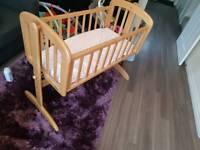 Baby John Lewis Crib