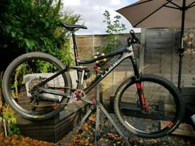 Cube stereo 140 hpc carbon 2015