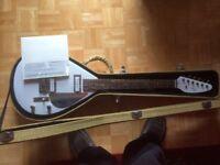 Hutchins Brian Jones Signature Guitar Limited Edition