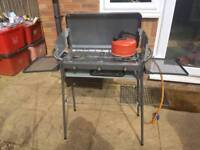 Sunn Gas Camping Cooker and Grill