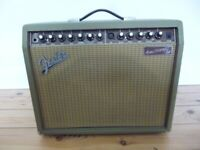 Fender Acoustasonic 30 DSP amplifier made in Mexico