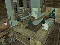 Interior Designer, 3d Model & Visualization, 3d Studio Max, Exhibition Design,Planning Application