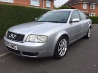 Looking for an Audi A4 or quick sale for A6 1.9tdi