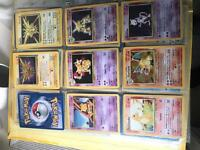 Big Pokémon Bundle including Charizard Blastoise Mewtwo and more!