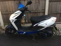 Leximoto 50 cc scooter for sale