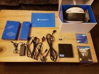 PS4 VR GLASSES PERFECT CONDITION