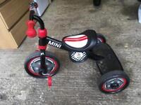 Genuine mini kids trike