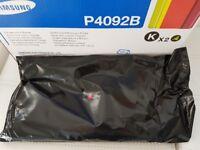 Brand new magenta (pink) Samsung P4092B Toner Cartridge