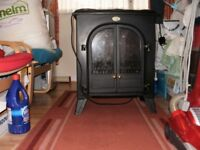 Dimplex 2KW Electric Free-Standing Stove
