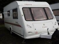 Elddis Oddessy Caravan in excellent condition