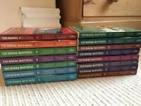 The Roman Mysteries - 15 paperback books