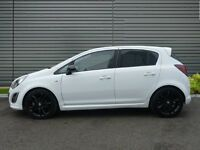 2014 64 reg corsa limited edition in ice white, low miles, 1 owner FIRST TO SEE WILL BUY