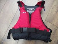 GUL COWES 50N ADULT/CHILDS DINGHY SAILING CANOE KAYAK BUOYANCY AID JACKET