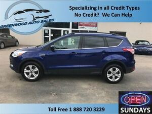 2016 Ford Escape AC, CRUISE, HANDS FREE, BACK UP CAM