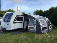 Kampa air ace 400 awning