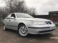 Saab 9-5 Linear Automatic Years Mot No Advisorys Low Mileage Full Service History Cheap Automatic !!
