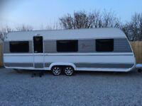 Tabbert bellini 2017 caravan