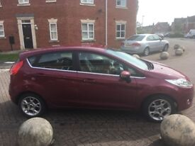 2012 Ford Fiesta zetec , 54,000k , I am looking to sell my Ford Fiesta due to needing a bigger car .