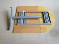 Extension pieces for IKEA Galant office desk system
