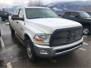 2011 Ram 3500 SLT Long Box Manual Transmission