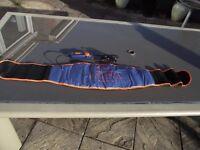 Portable Sauna Wrap System