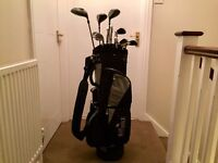 Bay Hill by Palmer Golf Club Full Set 13 Clubs & Bag - Graphite Shafts - AP390 - Excellent Condition