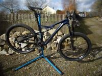 Specialized Stumpjumper FSR Carbon mountain bike 2016
