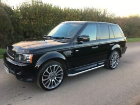 2006 RANGE ROVER SPORT – 2.7 TURBO DIESEL – AUTOMATIC – NEW ENGINE