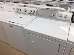 ECONOPLUS LIQUIDATION YEAR END SALE 10% OFF ON MAYTAG CENTENNIAL  WASHER DRYER SET TAXES INCLUDED