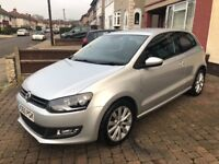 Volkswagen Polo Silver - Full service history from VW dealer
