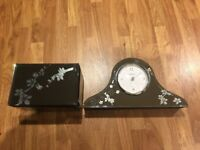 Clock/jewellery box