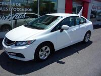 2014 Honda Civic AUTO AIR GARANTIE PROLONGE