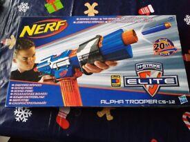 Nerf gun alpha trooper new inbox